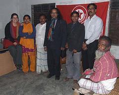 Bangladesh Krishok Federation leadership group shot
